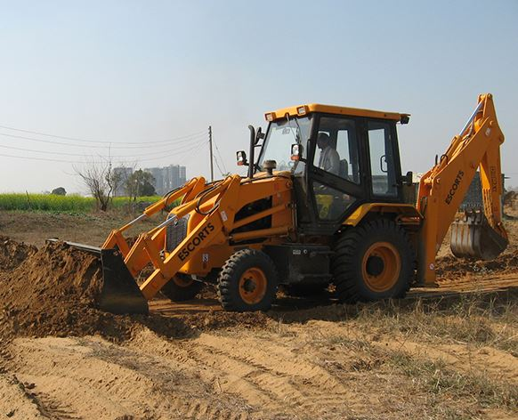 Escorts Digmax - II (2 WD) Backhoe Loader specs
