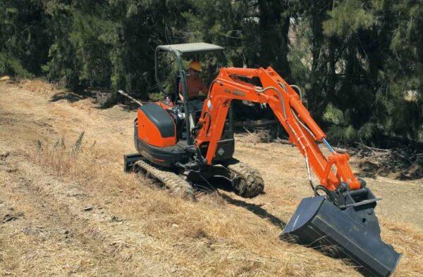 Kubota KX91-3S2 Mini Excavator (3.2 - 3.4 TONNE) Overview