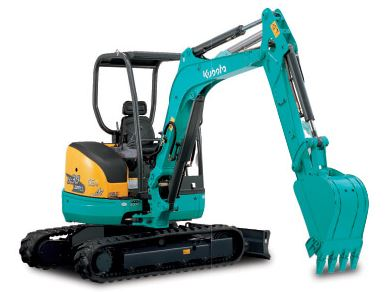 Kubota U30-5 Mini Excavator