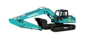 Sunward SWE230B Medium Excavator