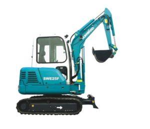 Sunward SWE25F Mini Excavator