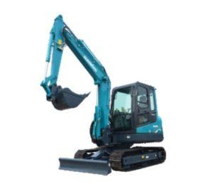 Sunward SWE60B Small Excavator