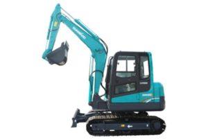 Sunward SWE60E Small Excavator