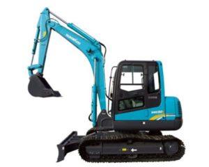 Sunward SWE80E Small Excavator