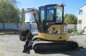 Caterpillar 305E CR price