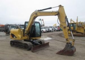 Caterpillar 307D price