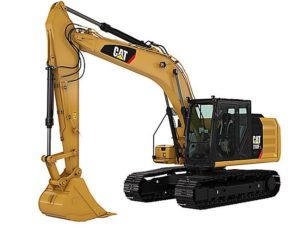 Caterpillar 318F L price