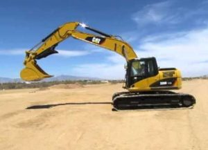 Caterpillar 320D L RR price