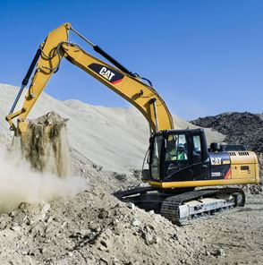 Caterpillar 320D Series 2 price