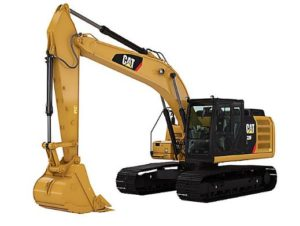 Caterpillar 320F L price in India