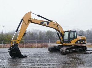 Caterpillar 324D L price in India