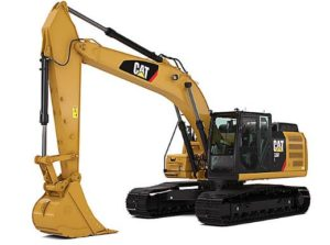 Caterpillar 326F L price in India