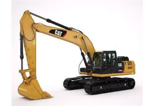 Caterpillar 329D L price in India