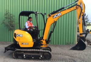 JCB 30Plus Mini Excavator price in India