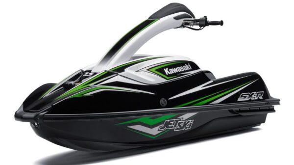 Kawasaki jet ski SXR Key Features