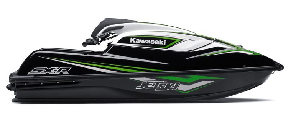 Kawasaki jet ski SXR Price