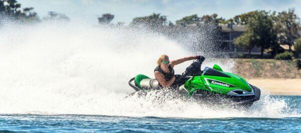 Kawasaki jet ski Ultra 310LX Key Features