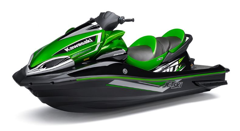Kawasaki jet ski Ultra 310LX Specifications