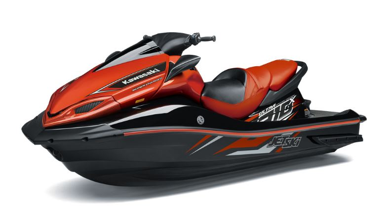 Kawasaki jet ski Ultra 310X SE specifications