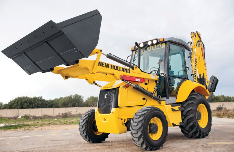 New Holland B95C Backhoe Loader