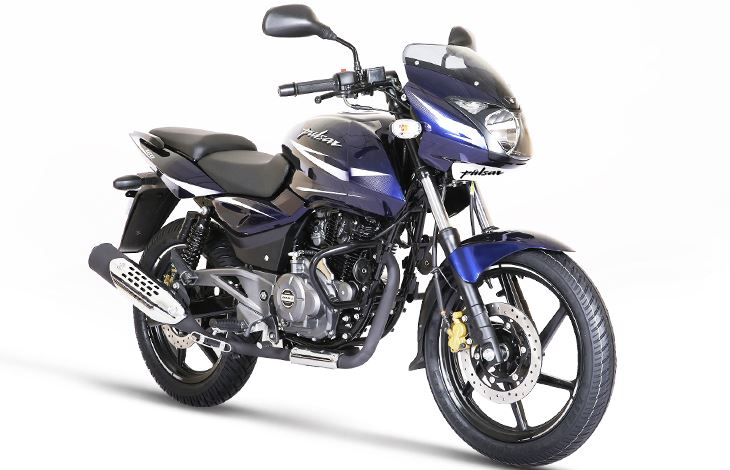 Bajaj Pulsar 180 BS4 price list in india