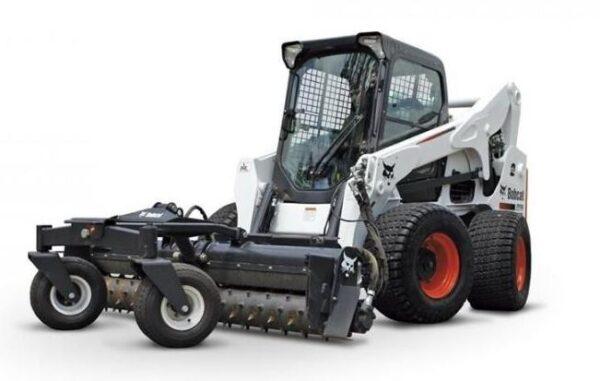 Bobcat A770 All-Wheel Steer Loader Overview