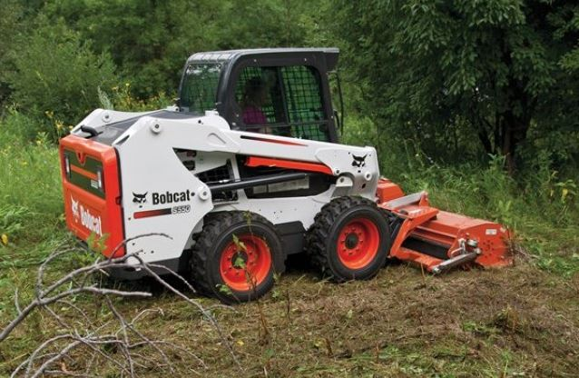 Bobcat S550 Skid-Steer Loader Specifications