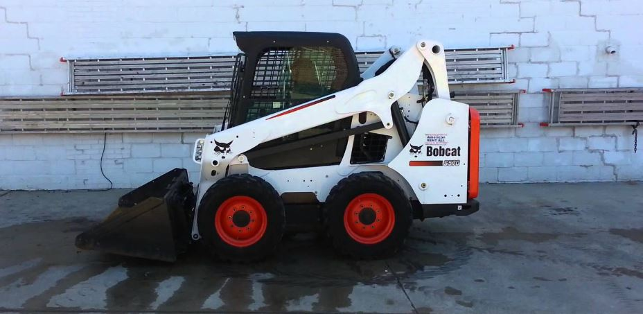 Bobcat S570 Mini Skid-Steer Loader price
