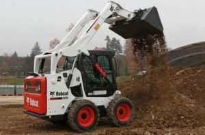 Bobcat S570 Mini Skid-Steer Loader specs