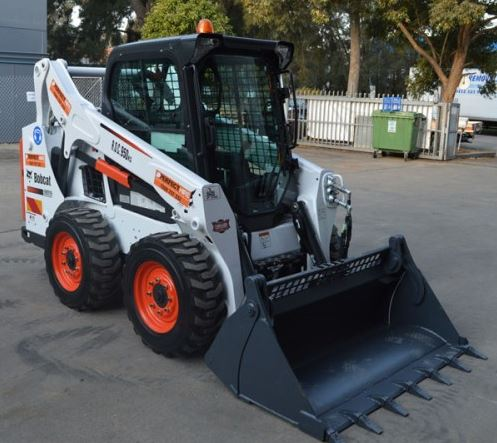 Bobcat S590 Mini Skid-Steer Loader specifications