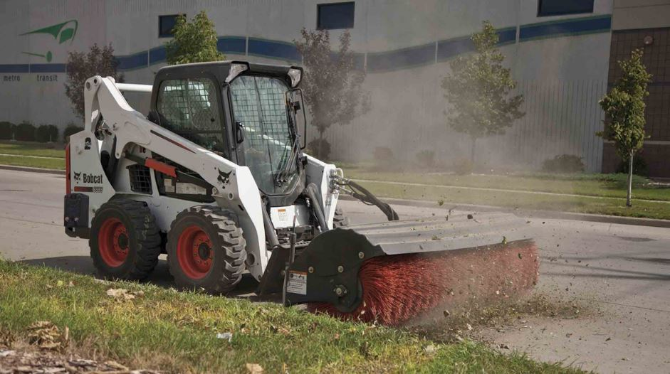 Bobcat S595 Mini Skid-Steer Loader