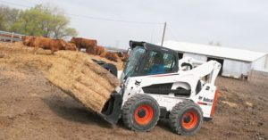 Bobcat S850 Mini Skid-Steer Loader