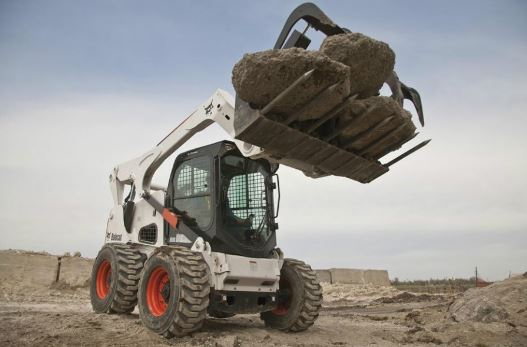 Bobcat S850 Skid-Steer Loader Specifications