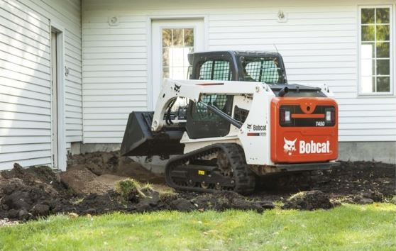 Bobcat T450 Compact Track Loader Specifications