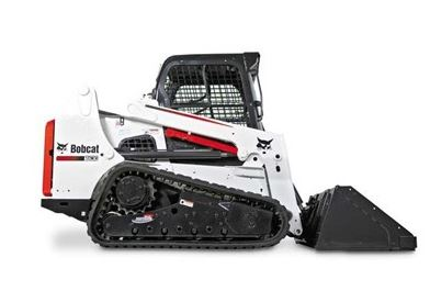 Bobcat T550 Compact Track Loader Price