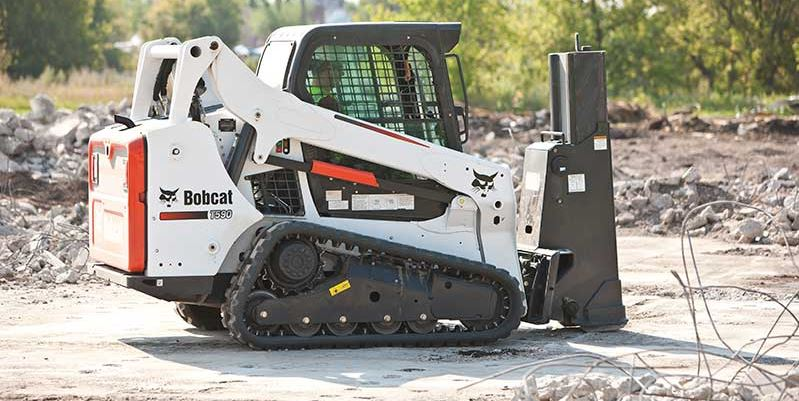 Bobcat T590 Compact Track Loader Price