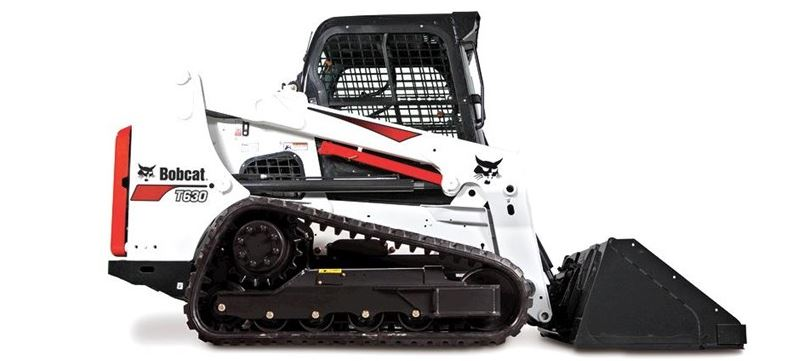 Bobcat T630 Compact Track Loader overview