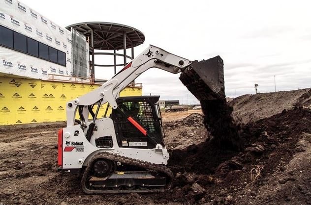 Bobcat T650 Compact Track Loader Specifications