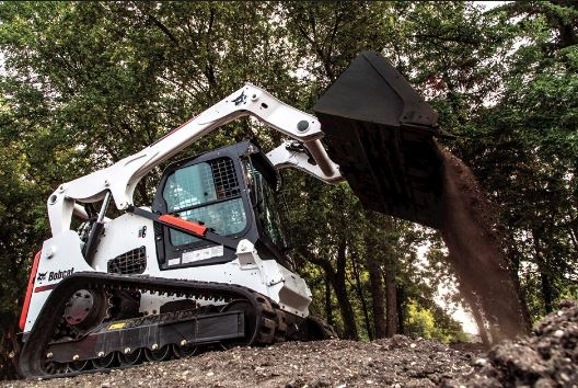 Bobcat T740 Compact Track Loader Overview