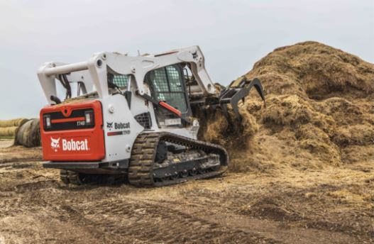 Bobcat T740 Compact Track Loader Specifications