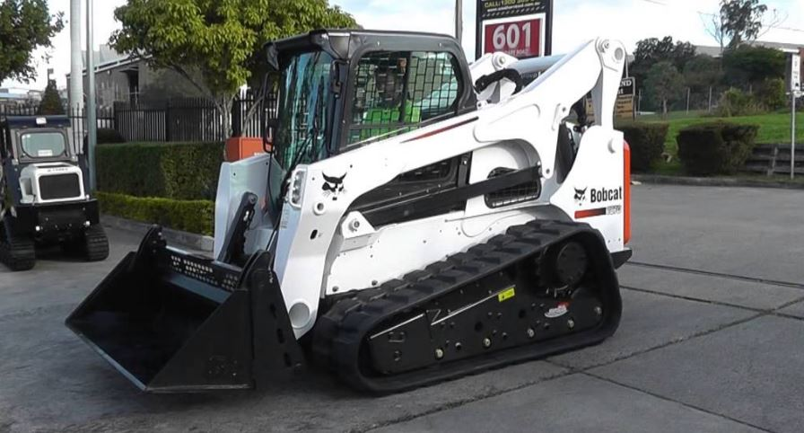 Bobcat T870 Compact Track Loader Overview