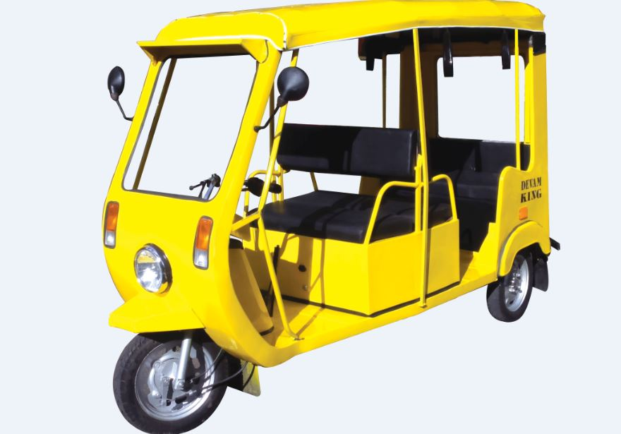 Devam King Electric Auto Rickshaw price