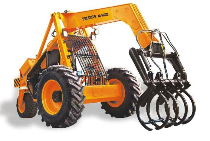 Escorts M-1000 Multi Loader price specifications