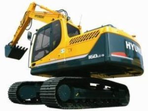 Hyundai R160LC-9 price in india