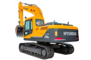 Hyundai R210v SMART price in india