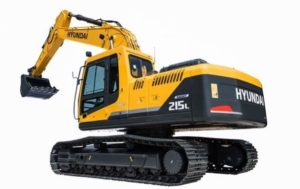 Hyundai R215L SMART price in india