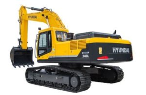 Hyundai R340L SMART price in india