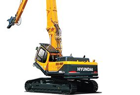 Hyundai R380LC-9 DM price in india