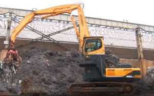 Hyundai R480LC-9 MH price in india