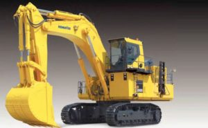 KomatsuPC2000-8Excavator